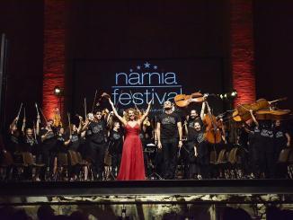 Cultura, Narnia festival, scommessa vinta per Cristiana Pegoraro