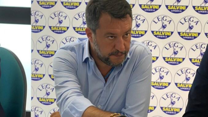Salvini annuncia vertice leader decisivo martedì, in quota candidatura Bernardo a MIlano