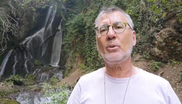 Pale, Sauro Presenzini WWF, chi ha rubato la Cascata? 🔴 VIDEO