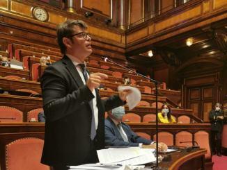 Briziarelli, primo firmatario emendamento approvato in materia di pulizia