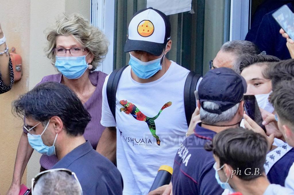 Esame Suarez, calciatore non è indagato, inchiesta procura Perugia sarebbe più ampia