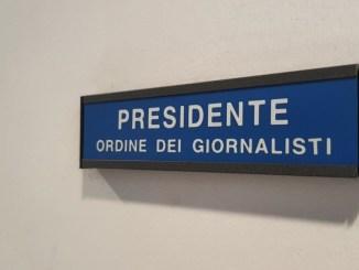 Ordine dei giornalisti, è ufficiale, rinviate elezioni per il rinnovo dei Consigli