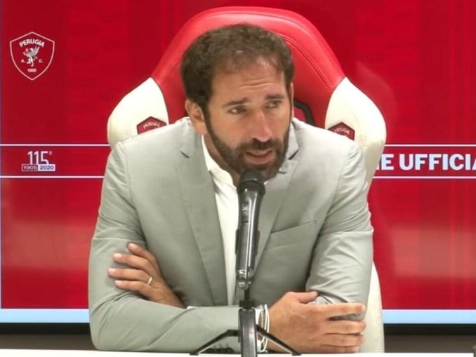 Caserta e il Perugia calcio sono ufficialmente divorziati