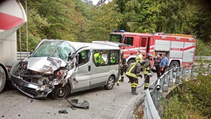 Diminuiscono gli incidenti ma aumentano i morti sulle strade