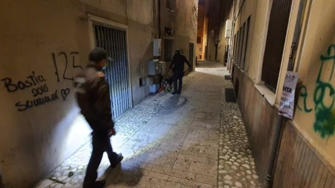 Controllate 73 persone 38 erano pregiudicate, passata al setaccio Bastia Umbra