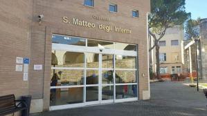 13 giugno, presidio per l'ospedale San Matteo degli Infermi