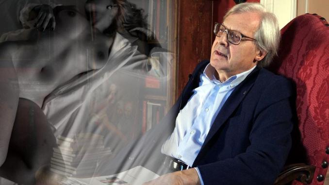 Vittorio Sgarbisu escort advisor, nudità, l'eros e la bellezza vengono raccontati