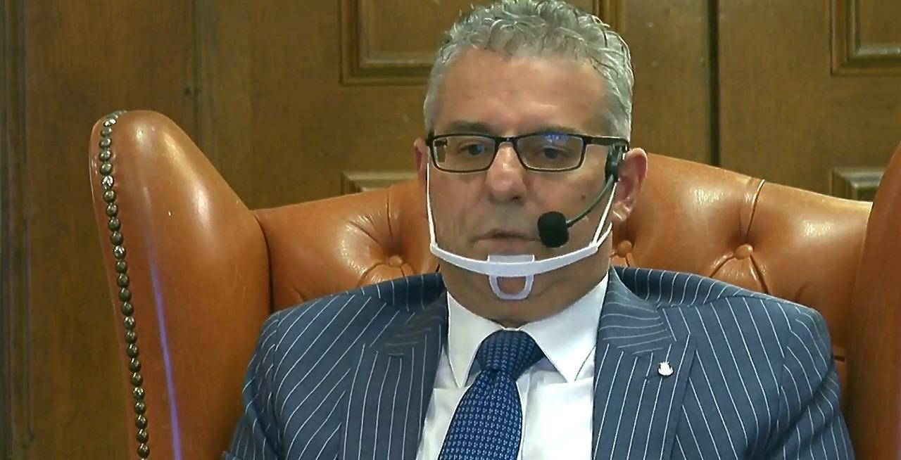 "Terremoto: ""Doppia zona rossa"" libro sindaco Norcia Alemanno"