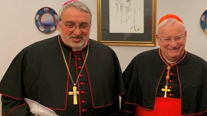 Papa Francesco chiama ancora monsignor Salvi per le notizie sul Cardinale