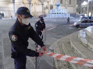Chiusa fino domenica 7 marzo la scalinata del duomo di San Lorenzo a Perugia