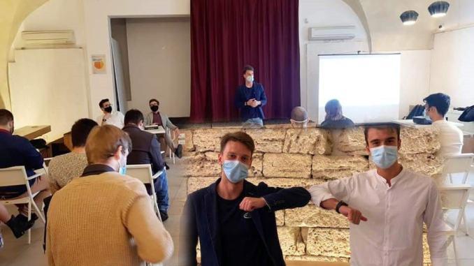 Lorenzo Mazzanti è stato eletto, è il nuovo segretario giovani democratici