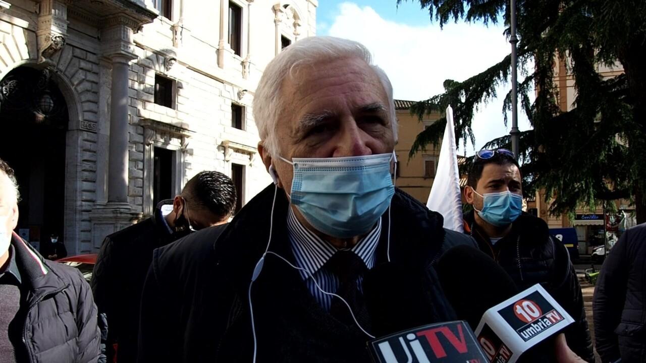 Spoleto, TAR respinge ricorso del sindaco, ospedale resta Covid