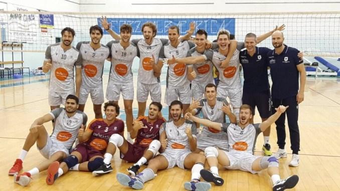 La Emma Villas Aubay Siena ha vinto il torneo di Alba Adriatica