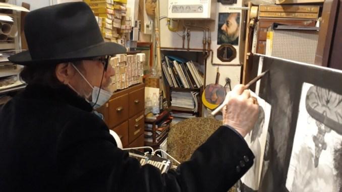 Il maestro Franco Venanti compie 90 anni, non mi pesano affatto
