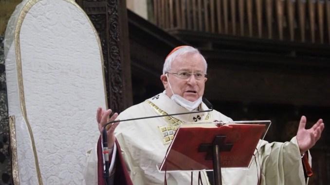 Cardinale Bassetti, sta meglio ed esce dalla terapia intensiva covid 2