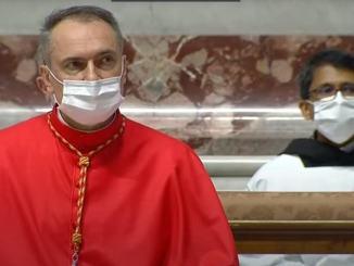 Papa Concistoro, creato 13 nuovi cardinali, c'è anche Mauro Gambetti