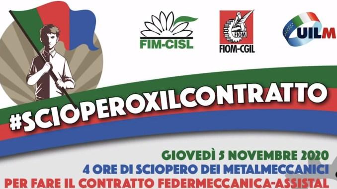 Tute blu verso lo sciopero anche in provincia di Perugia