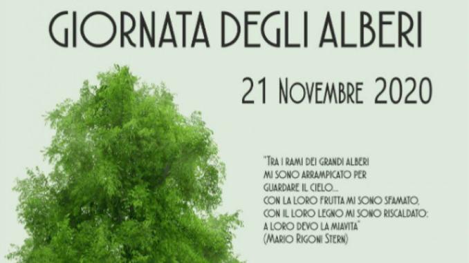 Per la festa degli alberi 189 nuove piantumazioni a Terni