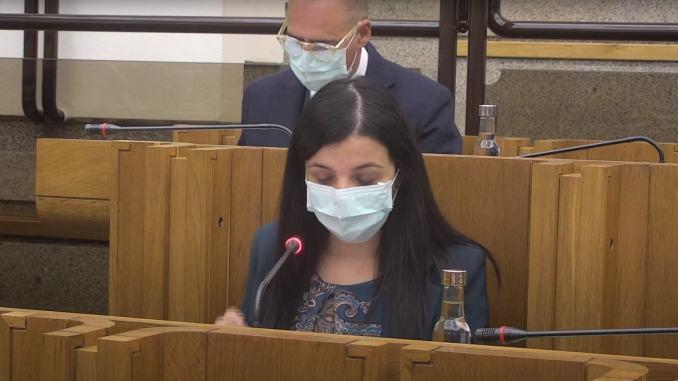 Francesca Peppucci (Lega) annuncia interrogazione a Luca Coletto