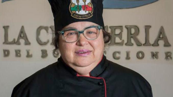 L'Umbria di Rosita cuoca umbra a Cuochi d'Italia - All Stars