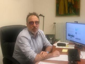 Stefano Carlini, direttore amministrativo ospedale di Terni, si è dimesso