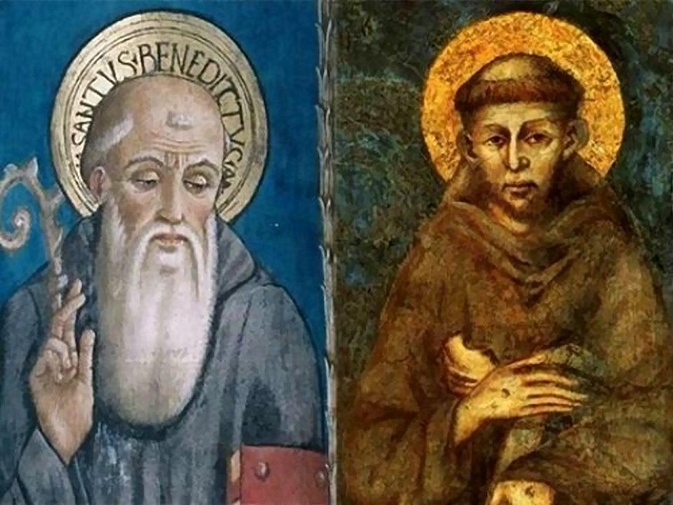 Umbria Humanitas Umanesimo cristiano con Benedetto e Francesco