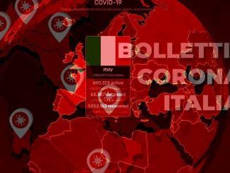 Covid-19 solo leggermente in diminuzione in Italia, riaprire è presto