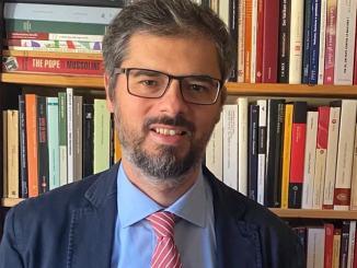 Valerio De Cesaris nuovo Direttore Dipartimento Scienze Umane e Sociali Unistrapg