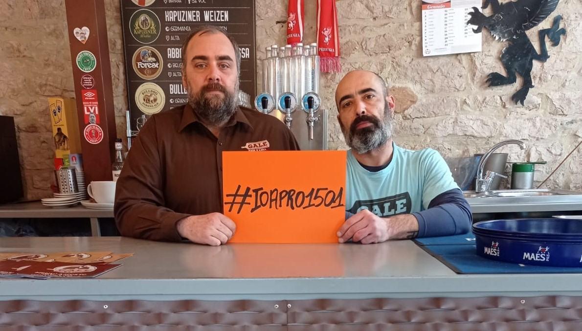 Ioapro1501, in Umbria qualche ristorante aperto, ma arriva la polizia 🔴 VIDEO