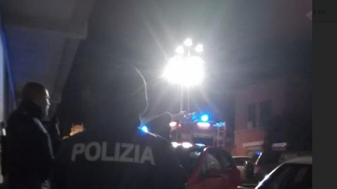 L'incendiaria di Fontivegge, stavolta, l'ha fatta grossa, ha dato fuoco a un garage
