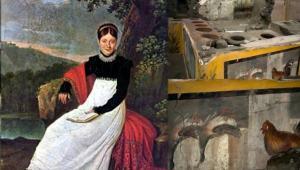 Carolina Bonaparte, regina di Napoli madrina e benefattrice di Pompei