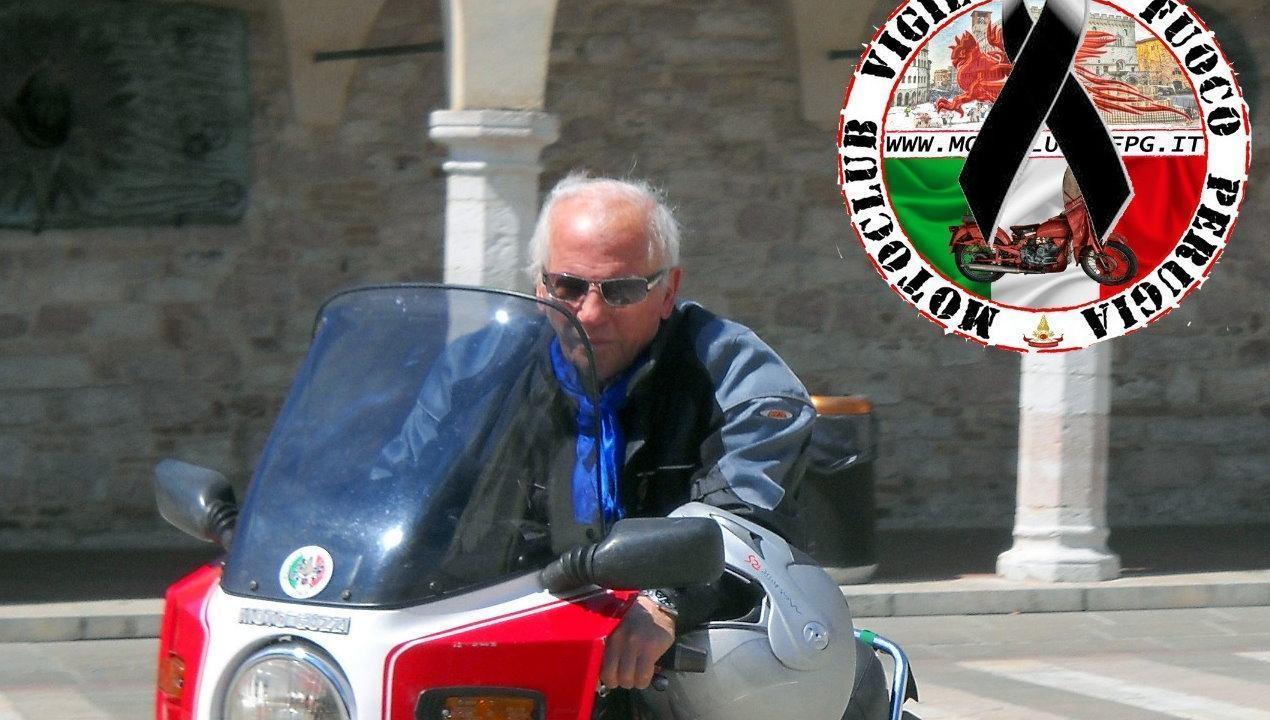 E' morto Luciano Diarena, vigili del fuoco in lutto, era stato caporeparto