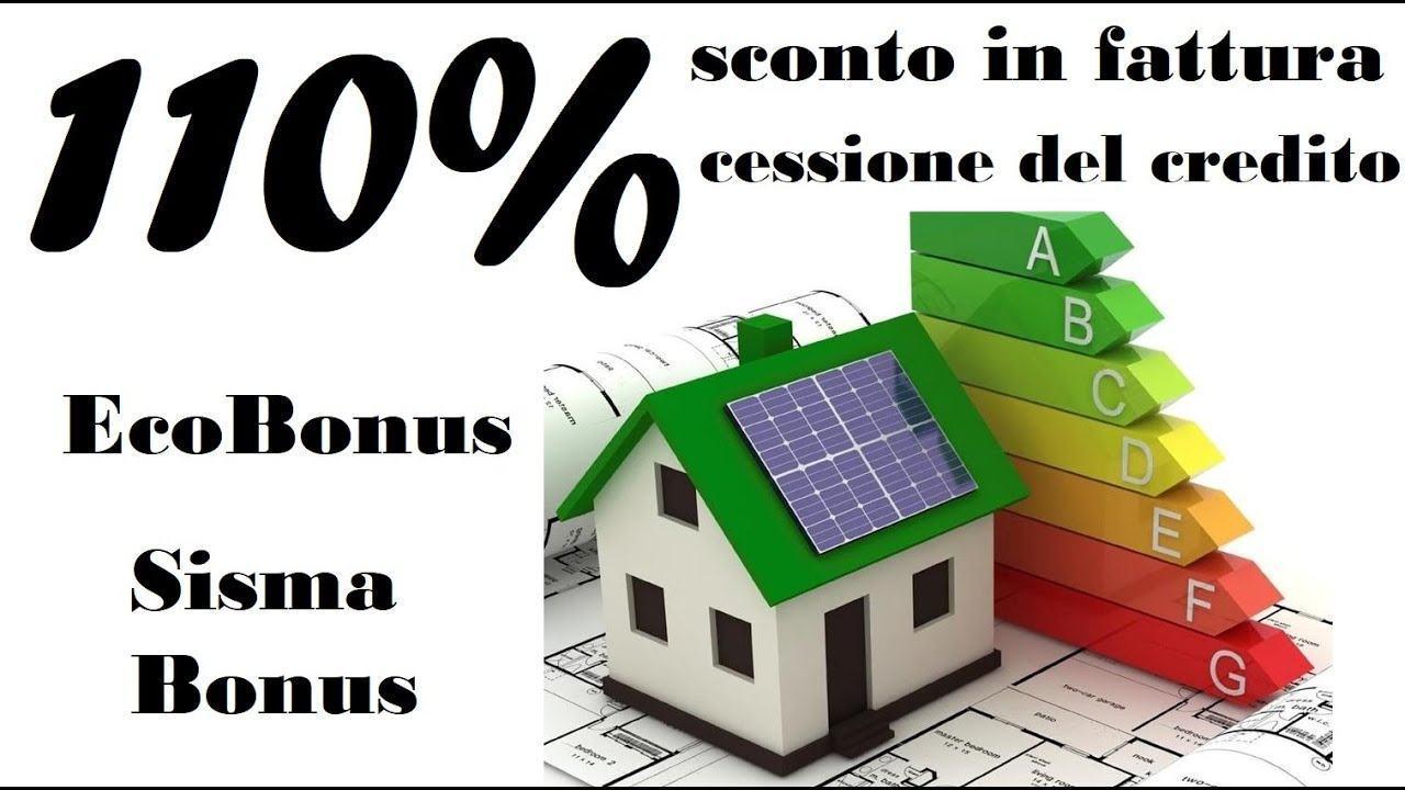 Regione approva mozione bonus edilizio 110%, sisma bonus ed ecobonus