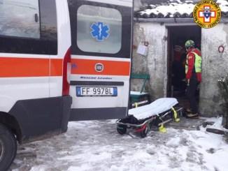 Muore un uomo sulla strada tra Norcia e Castelluccio, si era sentito male
