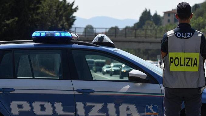Un arresto della Polstrada di Orvieto dopo rapina sull'A1
