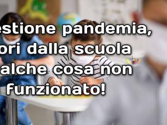 """Comitato """"A scuola"""" chiede come mai l'Umbria sia la nuova Codogno"""