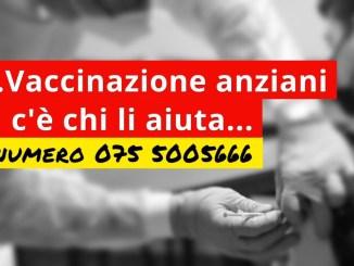 """Vaccinazioni anti covid """"Servizio Buongiorno"""" Auser aiuta gli anziani"""