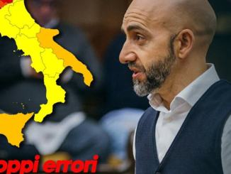 Zona rossa, una catastrofe, Vincenzo Bianconi alza la voce e chiede perché