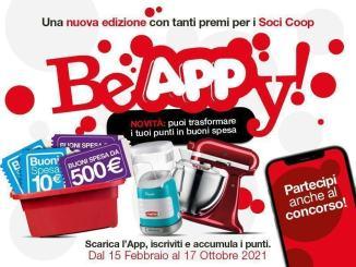 Coop Be Appy premiato miglior campagna multicanale italiana