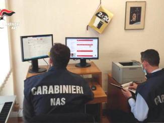 Indagine su prenotazioni e vaccini, Carabinieri Nas acquisiscono liste di autocertificazione