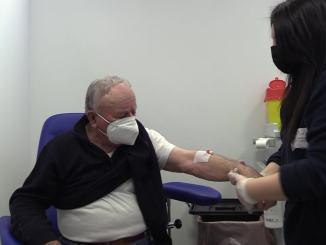 Coronavirus: vaccinazioni, Umbria accelera immunizzazione over 60