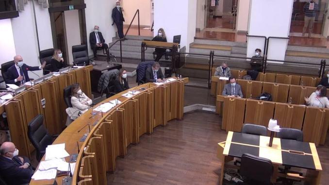 Regione: Assemblea Umbria approva la manovra di bilancio