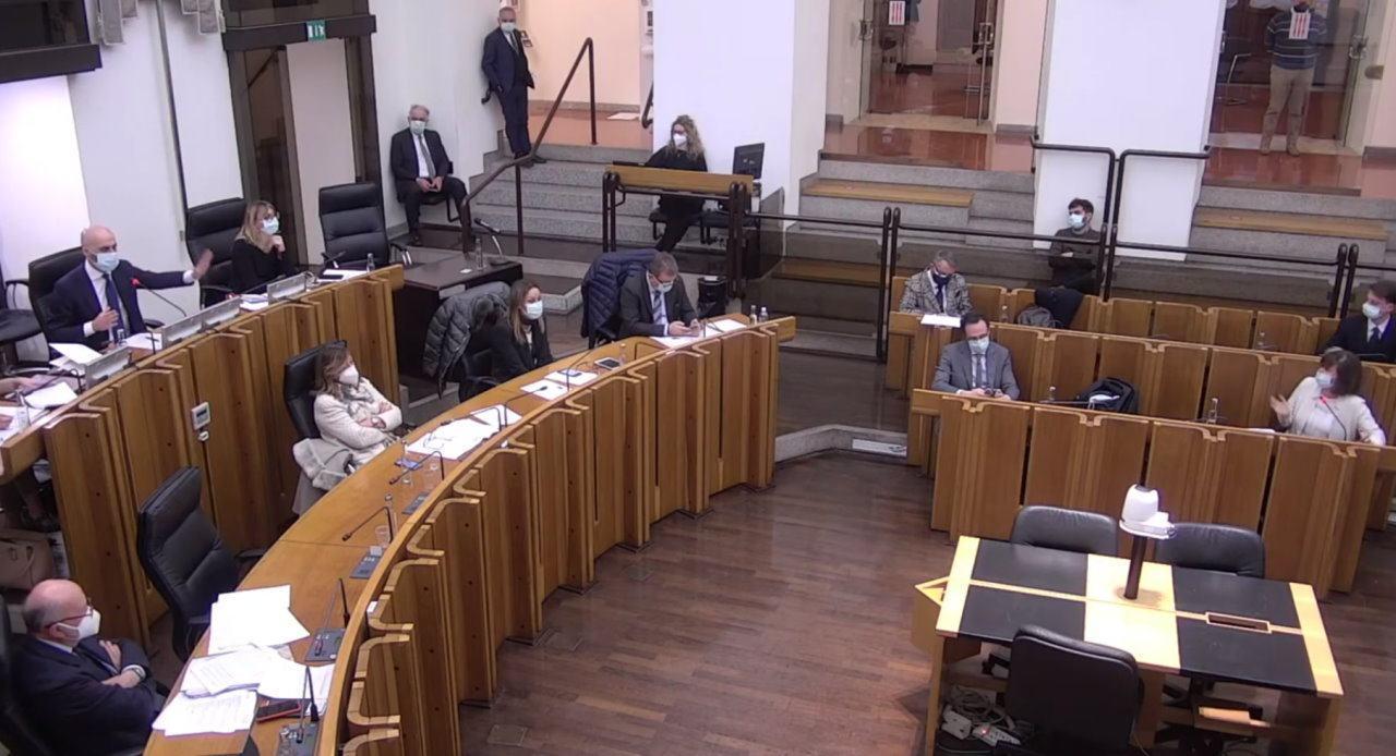 Assemblea regionale dell'Umbria approva la manovra di bilancio