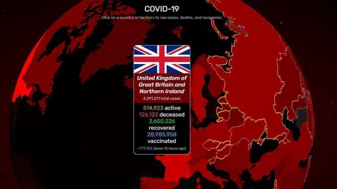 AstraZeneca in GB per giorni dopo il vaccino ci si contagia di più