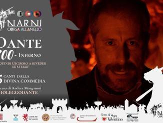 Narni: Corsa all'Anello - il 25 marzo evento dedicato a Dante Alighieri