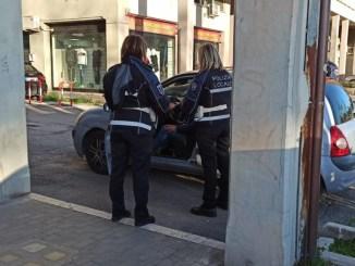 Polizia locale di Perugia passa al setaccio l'area di Fontivegge