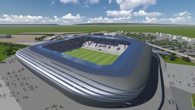 Approvata pubblica utilità per il nuovo stadio di Terni