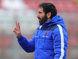 Fabio Caserta annuncia l'addio, il Perugia chiede un risarcimento