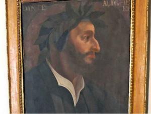 ✍ I Racconti – Il ritratto di Dante Alighieri con la barba in mostra ad Orvieto