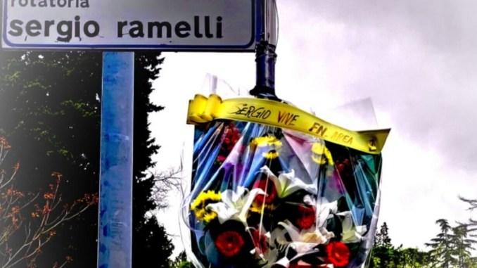 La comunità di Fn-Area di Perugia ha ricordato Sergio Ramelli